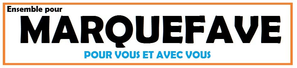 Ensemble pour Marquefave Logo